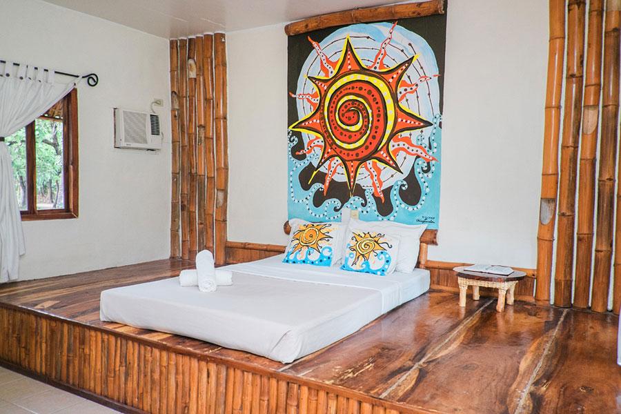 Standard De Luxe Aircon Room